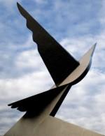 la paloma...¿de la paz?