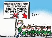 Viñeta de Ferrán Martín