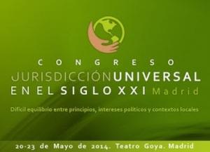 Congreso Jurisdicción Universal